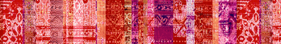Anatolian Glitch Background