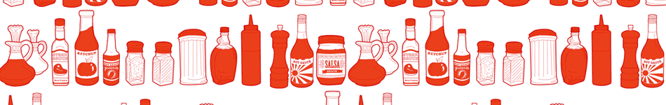 Condiments Background