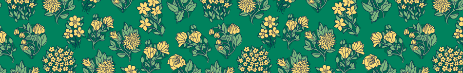 Ditzy Floral Background