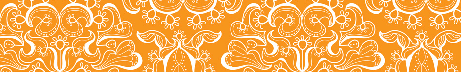 Orange opium background