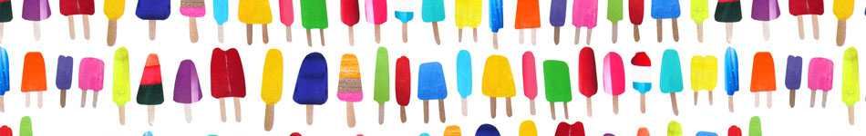 Popsicles Background