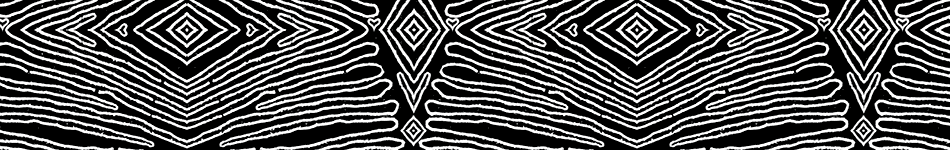 Black White Tribal Background